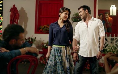 Singham and Avni