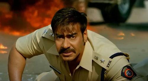 Ajay Devgn as Singham