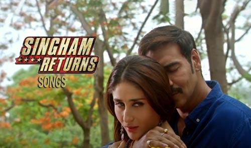 Singham Returns songs free download