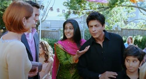 Rizwan, Mandira and Sameer