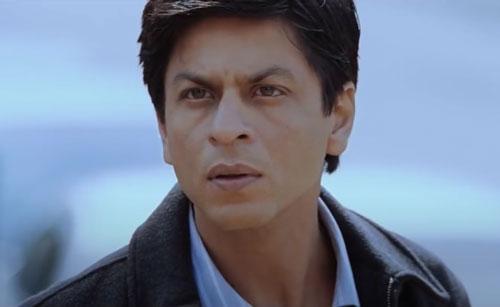 Shah Rukh Khan as Rizwan Khan