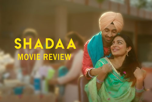 Shadaa movie review
