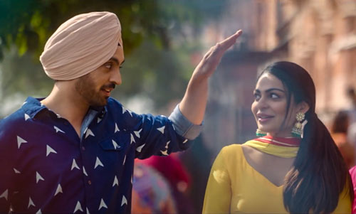 Diljit and Neeru