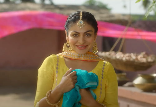Neeru Bajwa as Vanjhali