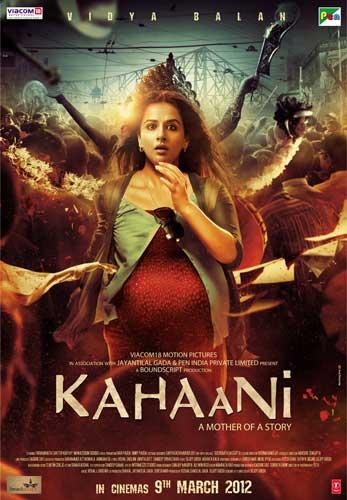 Kahaani 2012 poster