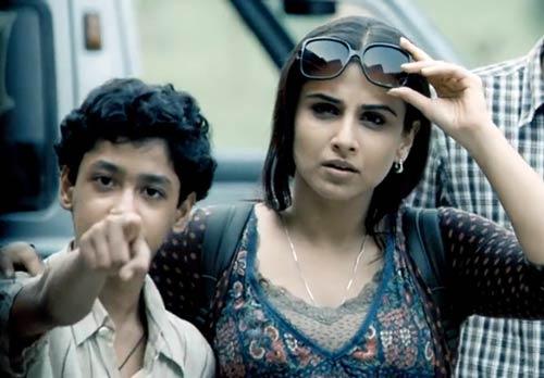 Vidya Balan in Kahaani movie