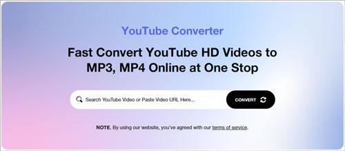 U2Convert youtube mp4 converter