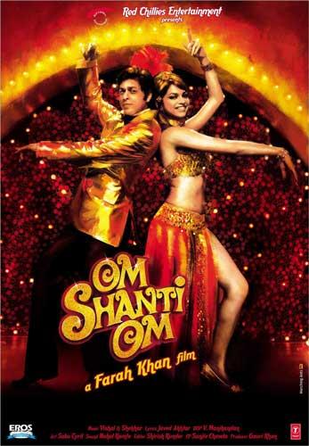Om Shanti Om 2007 poster