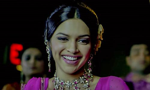 Deepika Padukone as Shanti