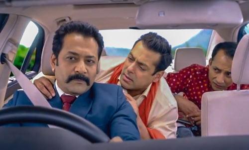 Prem meets Sanjay