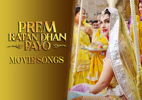 Prem Ratan Dhan Payo songs download