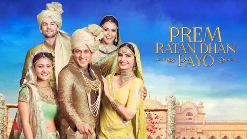 Prem Ratan Dhan Payo full movie InsTube