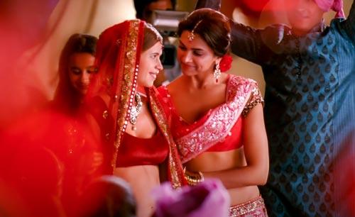 Naina and Aditi