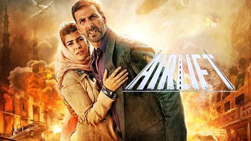 Airlift 2016 Hindi movie