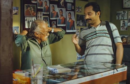 Maheshinte Prathikaram movie plot