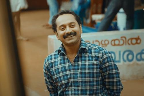 Fahadh Faasil as Mahesh