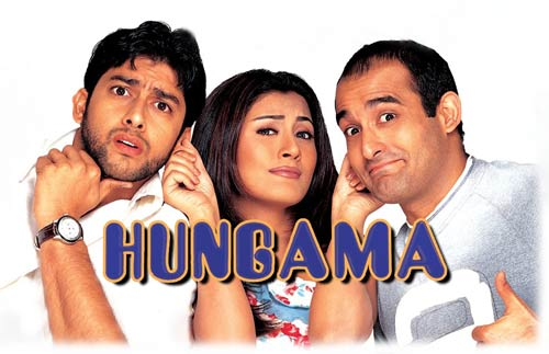 Hungama Full Movie Download in Hindi HD 1080p, 720p, 480p