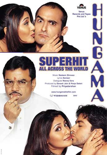 Hungama 2003 poster
