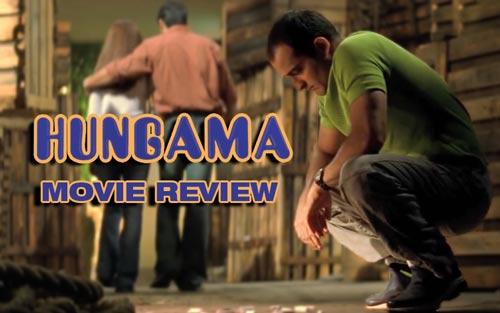 Hungama movie review