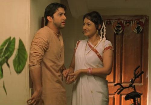 Nandu and landlord wife