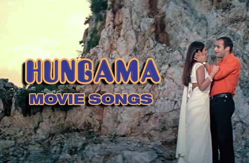 Hungama songs download