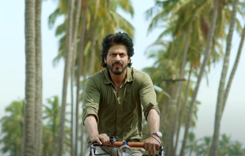Shah Rukh Khan as Jug Khan