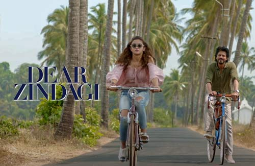 Dear Zindagi 2016 Hindi movie