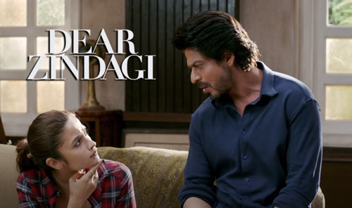 Dear Zindagi full movie InsTube