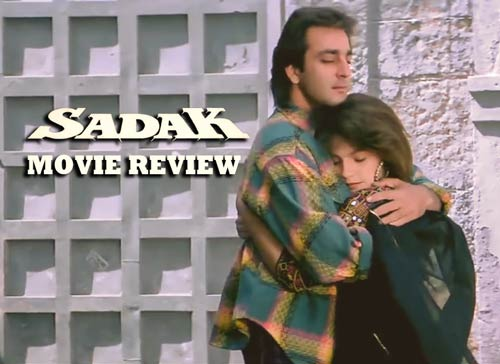 Sadak movie review