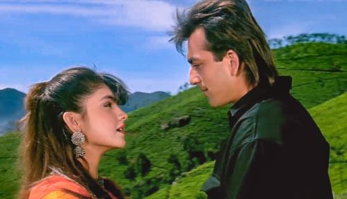 Ravi and Pooja