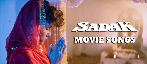 Sadak songs download