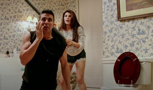 Akshay Kumar in Housefull 3 movie