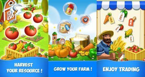 Block Farm Saga farming simulator