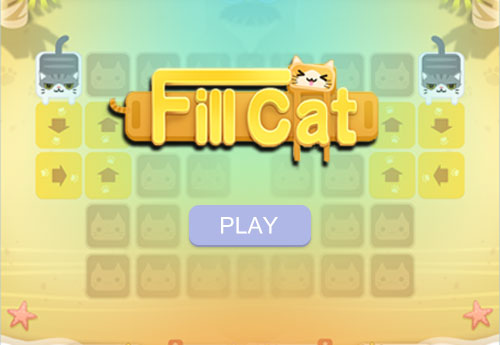 download fill cat one line puzzle game