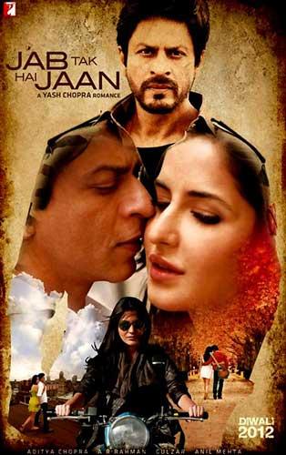 Jab Tak Hai Jaan 2012 poster