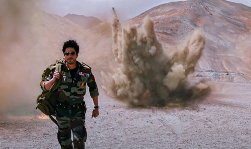 Samar joins the army