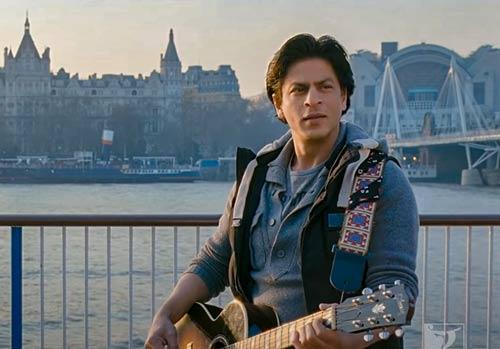 Shah Rukh Khan as Samar