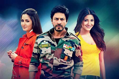 Jab Tak Hai Jaan cast