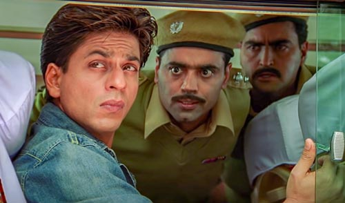 Veer gets arrested