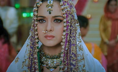 Preity Zinta as Zaara