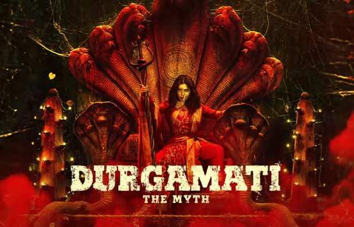 Bbhaagamathie Telugu remake