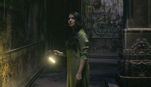 Chanchala in haunted house