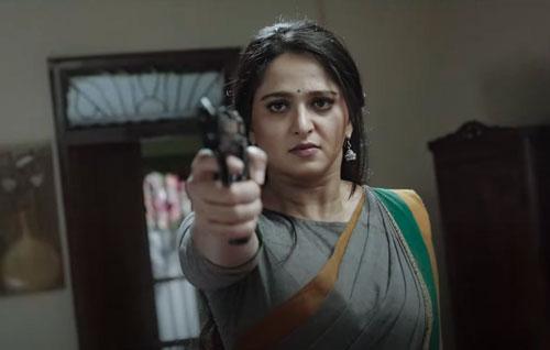 Anushka Shetty in Bhagmati movie
