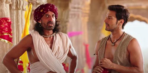 Bhairao and Shravan