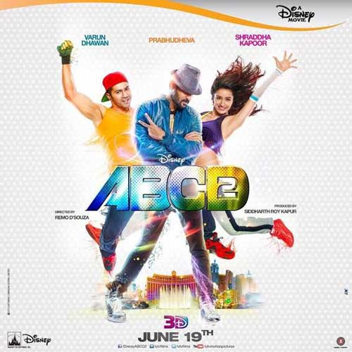 Any Body Can Dance 2 2015 poster