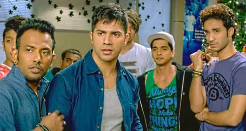 Varun Dhawan in ABCD 2 movie