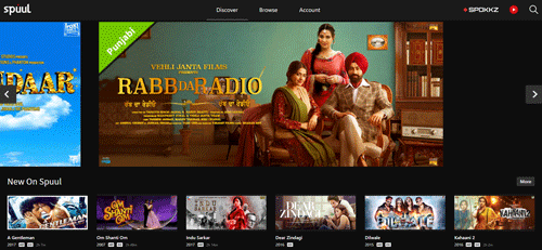 Spuul watch Bollywood movies online
