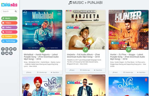 Clickmaza-music-movie-Punjabi-song-download-MP3