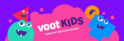 download videos from Voot Kids