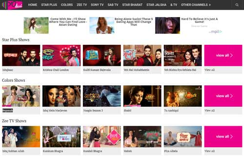 Top 10 Sites to Watch Bollywood Movies Online- InsTube